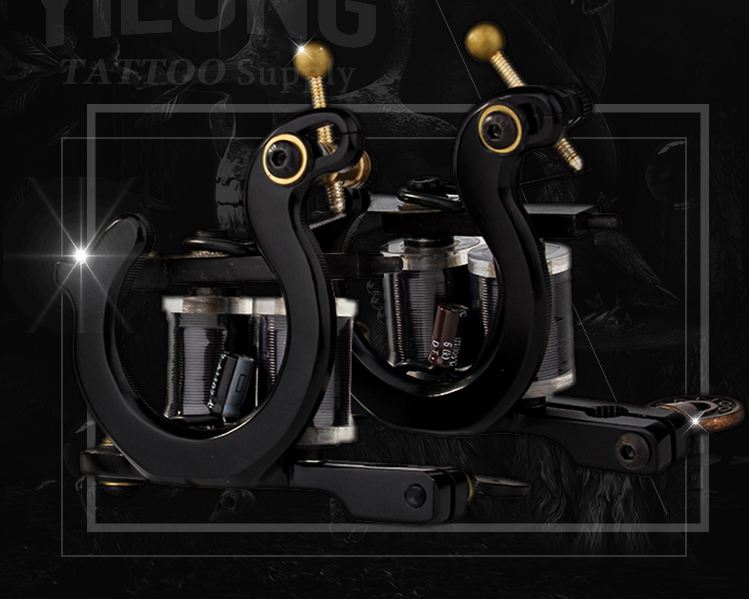 Yilong High-quality complete tattoo machine manufacturers for tattoo-4
