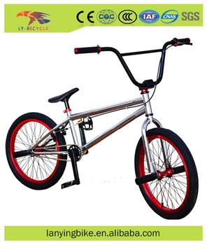 new design custom bmx bike 20 inch freestyle bicycle aluminum rim