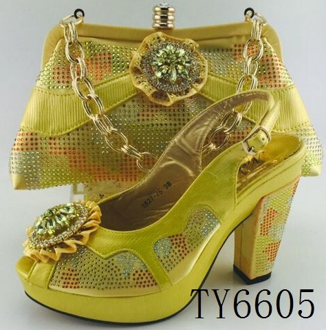 Italian shoes bag Wine wholesale African and color design matching qzp7T