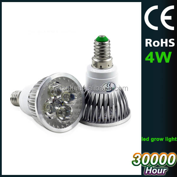 GU10 E27 E14 MR16 GU5.3 4W non dimmable LED Spotlight AC85-265V Price List, LED Spot light
