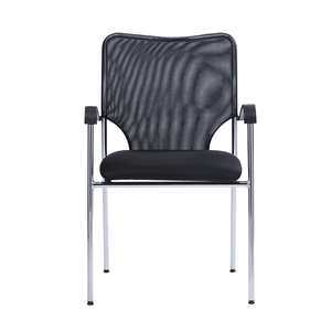Cheap comfortable mesh office visitor meeting chair for wholesale