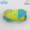 good quality hand knitting yarn mill suzhou huicai wholesale cheap goods oeko tex high quality polyester fancy yarn