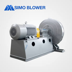 Low price high temperature air supply centrifugal blower fan