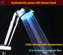 LED Bathroom Accessories Electric Shower Head
