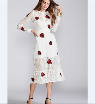 bd3572a56 Elegante vestidos casuales mujer elegante manga larga Maxi vestido nuevo  estilo de ropa de moda para