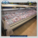 display refrigeration service counter cabinet for meat/deli food sale