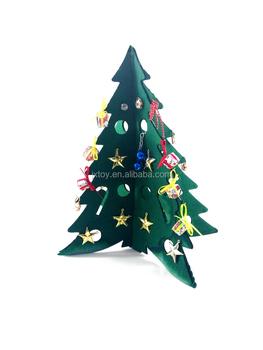 diy paper craft christmas decorations cardboard christmas tree45cm - Cardboard Christmas Decorations