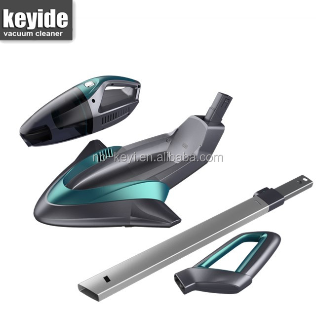 China good quality good price 2 In 1 Car Household Bagless Portable Handheld Stick multi Cyclonic Vacuum