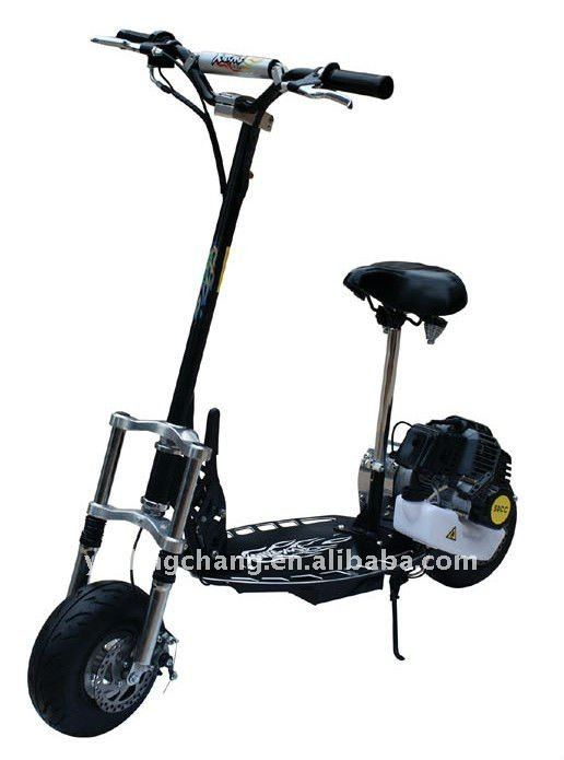 Popolar design 49CC gasoline scooter