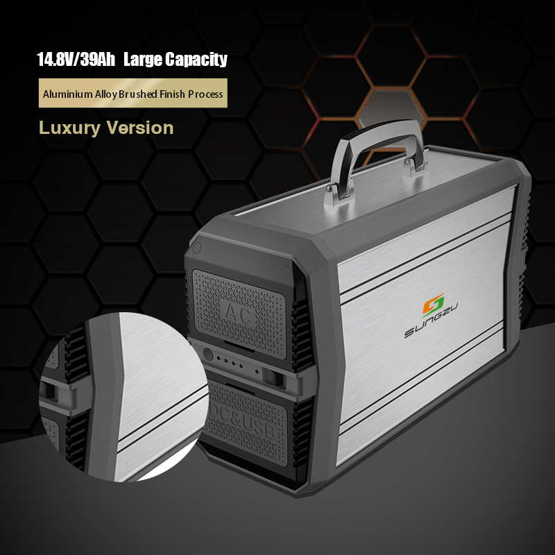 High Capacity 156000Mah Portable Lithium-ion Battery Pack For Computer/Medical/Networking/Military