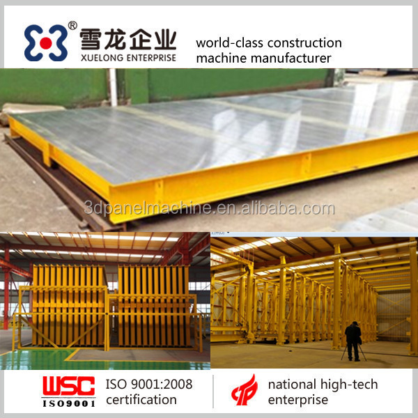 XL- PC 9000 circulation steel pallets china manufacture