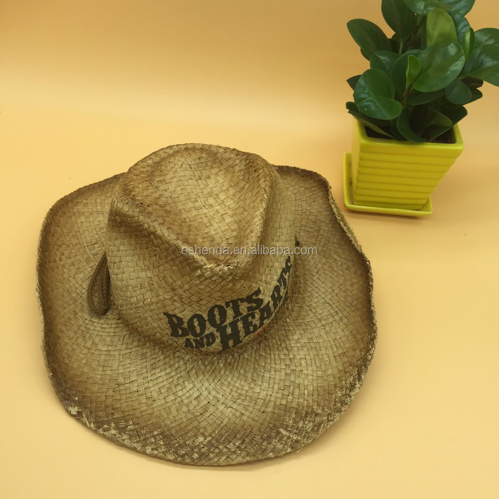 Excellent high quality cheap straw cap and hat wholesale