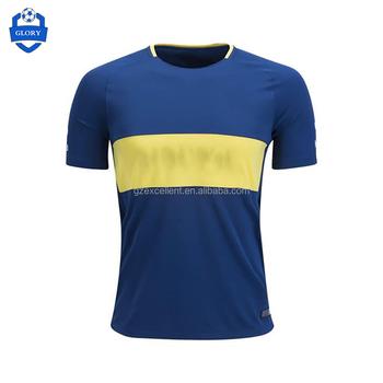 super popular 18991 605ad Top 2017 2018 Thailand Quality Boca Juniors Soccer Jersey - Buy Thailand  Quality Soccer Jerseys,Boca Juniors Soccer Jersey,Boca Juniors Jersey  Product ...