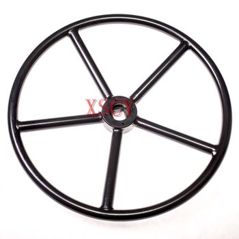 pipe spokes welding handwheel with diameter of 500mm,Square hole hand wheel suppliers