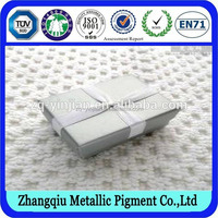 ZQ-14812 low price quality assured bright metallic effect sparkling silver pigment