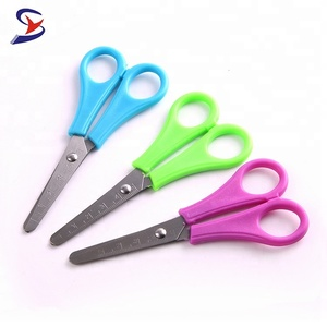 professional 5'' stainless steel student scissors