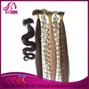 Various Curl hair Popular in Europe Premium quality I tip human hair extension