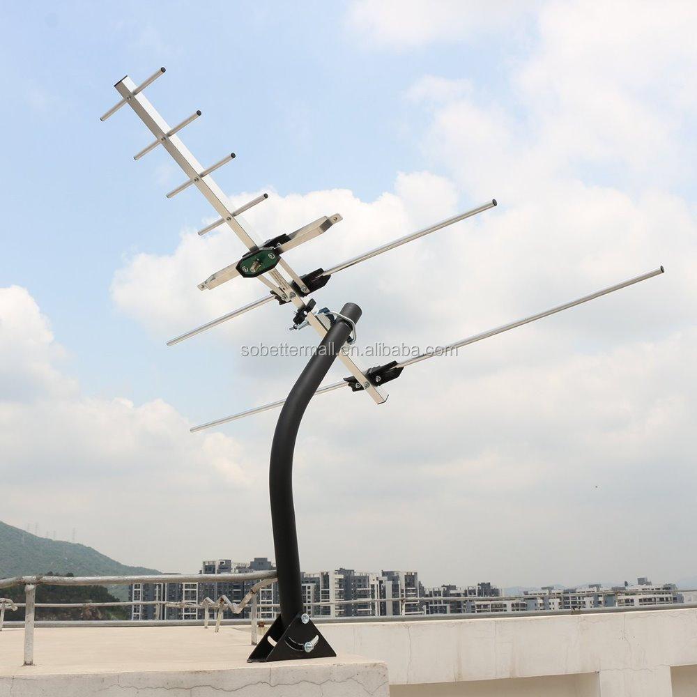 Outdoor tv antenna vhf uhf outdoor antenna antena digital - Antena exterior tv ...