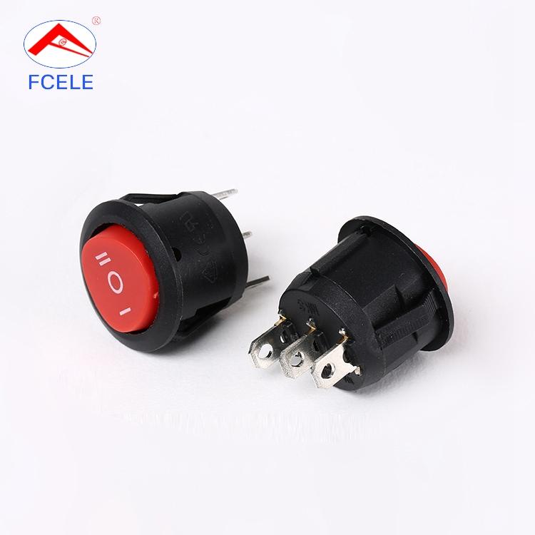 Finden Sie Hohe Qualität Rs601 Rocker Schalter 250 V Hersteller und ...