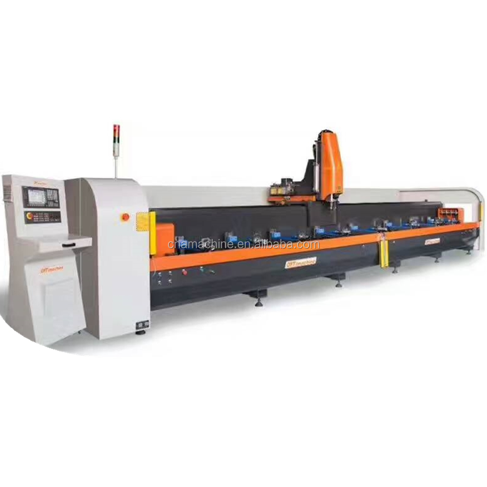 3 Axis CNC Milling-cutting-drilling aluminium wiondow an door Machine    Genman style 3