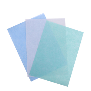 Insulation paper F-DM polyester film with fabric laminate DM paper F class material for motor winding insulation