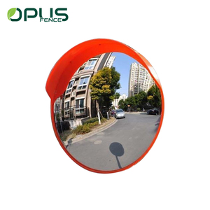 80cm security round outdoor road traffic safety convex mirror