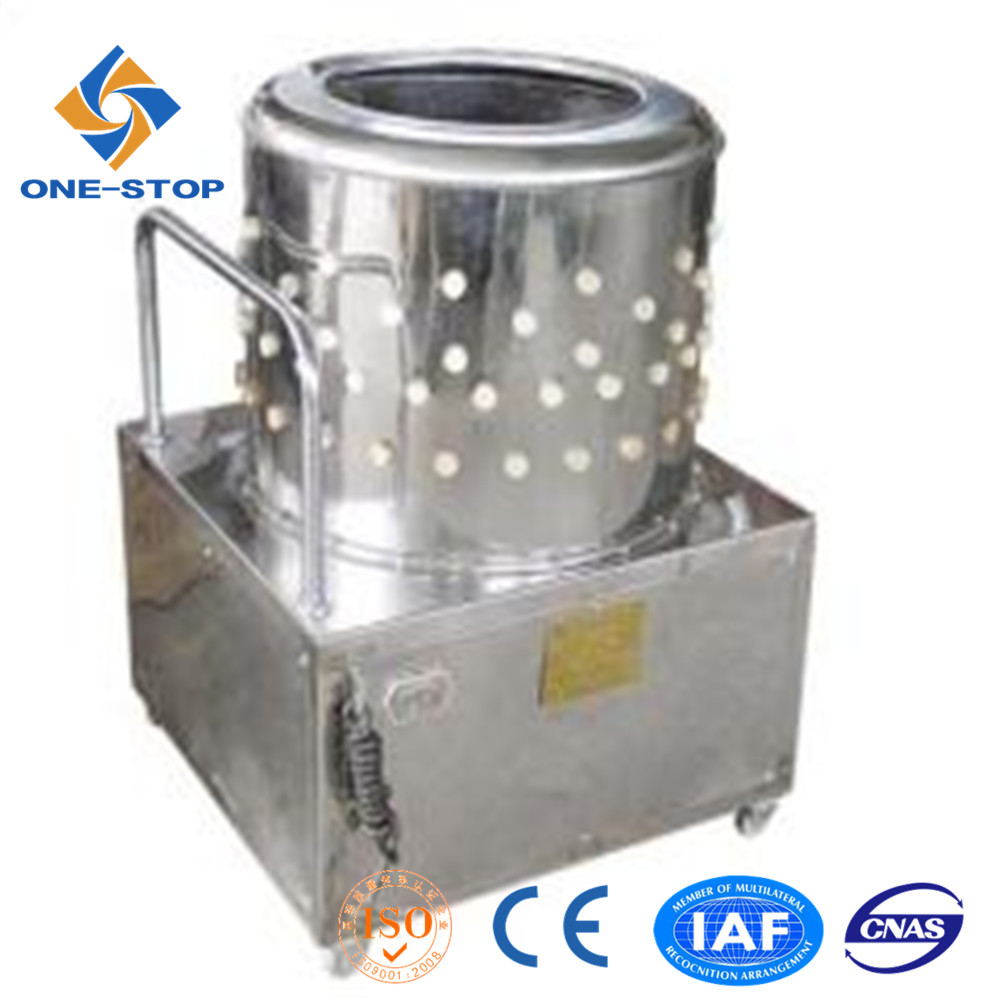 Poultry feather removal machine Chicken plucking machine