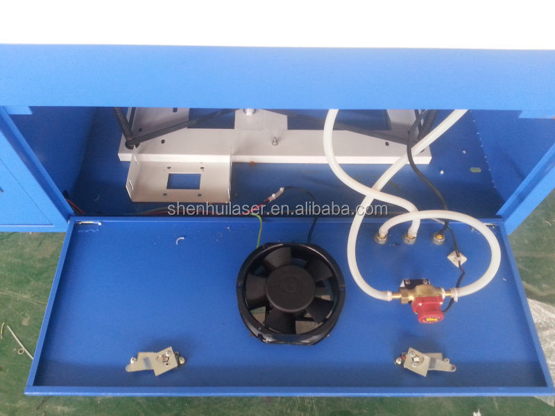 CE China manufacture SF40B co2 40w cutting engraving mini laser engraver