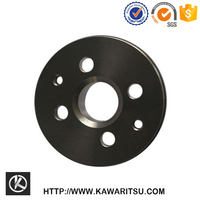 Alloy Steel Flanged Pipe Fitting Precision CNC Machining Parts