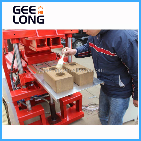 interlocking brick making machine small <strong>manufacturing</strong> GLF2-10