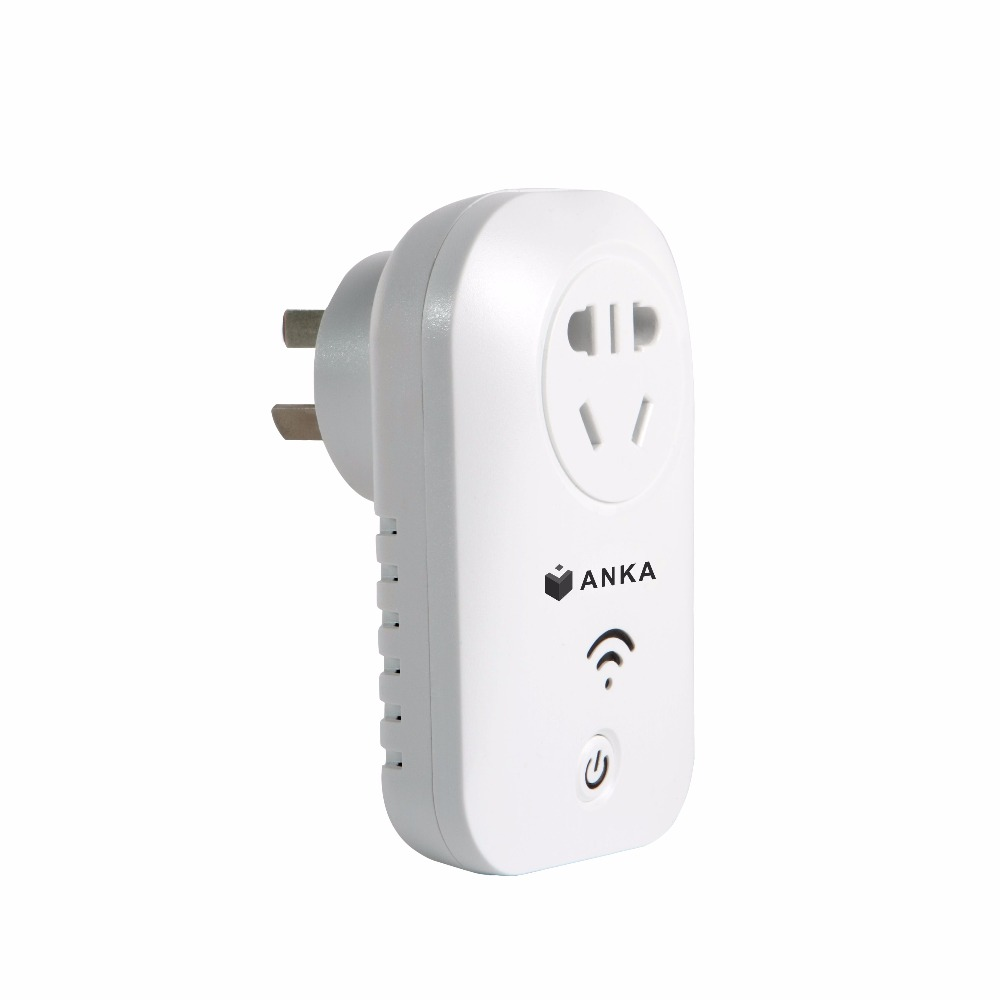 Latest design alibaba hotselling wifi smart home remote control switch