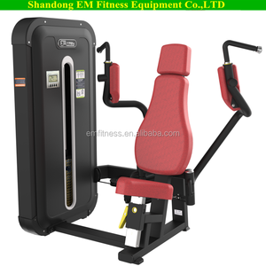 Shandong EM exercise machine pectoral fly fitness strength equipment