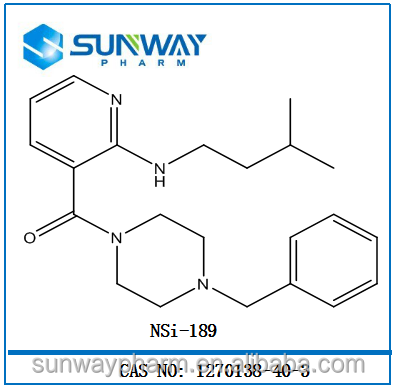 research chemicals//nootropics//NSI-189 in stock//cas no.1270138-40-3