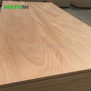 Cheap Lowes waterproof 12mm 16mm 18mm Okoume Marine Plywood
