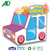2016 New Original Design ICE Cream Car Kids Cardboard House for sale