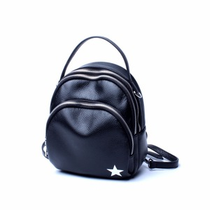 e575f9a926 Black Leather Backpack Purse Wholesale