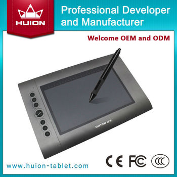 shenzhen digital pen usb signature pads 10 x 6 graphics drawing