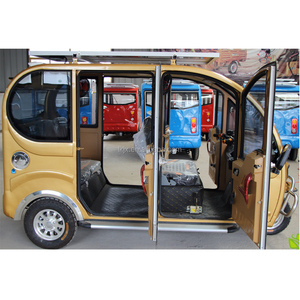 2019 new luxury model tricycle1000W 60V battery powered E Rickshaw  /electric rickshaw tricycle for passenger