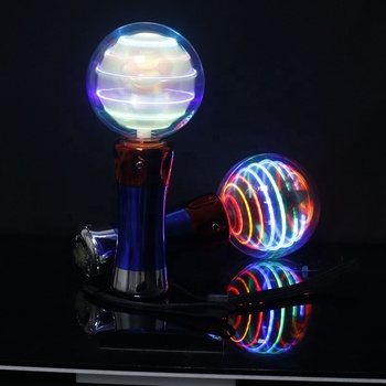 Wholesales LED Spinning Ball Light Stick for Kids Toy 2019 Manufacturer China LED Flashing Spinner Toy For Kids