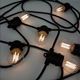 waterproof guirnaldas de luces decorativas lichterkette