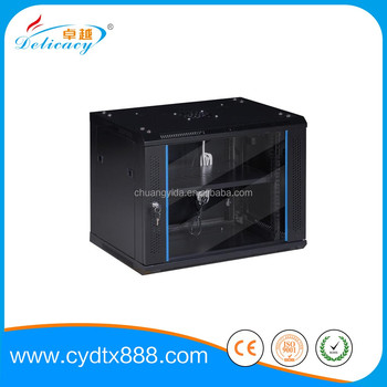 Best Price For 9u 600*600mm Wall Mount Ddf Network Switch Cabinet ...