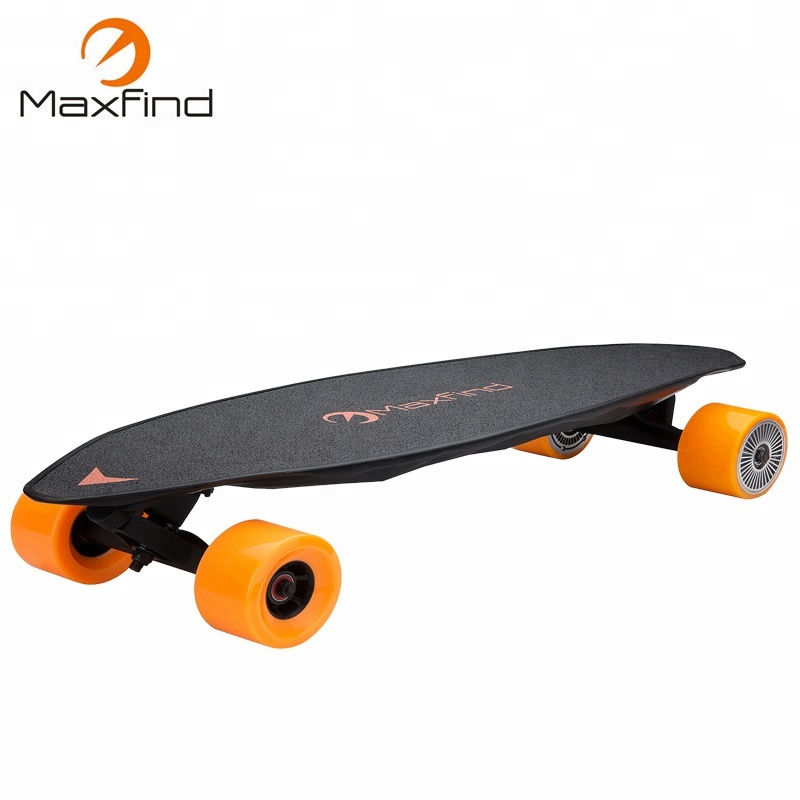 New E-Go Electric Longboard Dual Drive 1200W Electric Skateboard (US Stock) VESC