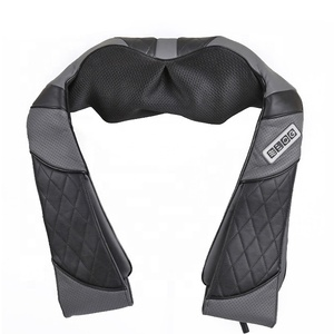 Attractive style shiatsu heating massage with good offer massage neck and shoulders