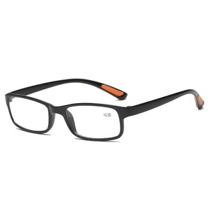 Free Sample Silicone frame tr90 high quality cheap wholesale reading glasses