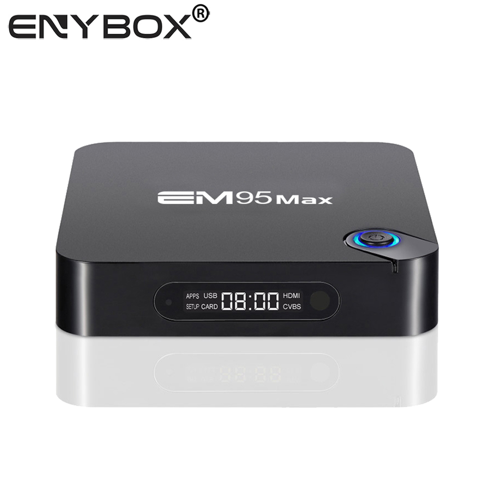 2019 Android 9 0 TV Box EM95 Max 4GB/32GB Media Player 2 4/5 8GHz Wifi TV  Box, View 2019 Android TV Box, ENY OEM Product Details from Shenzhen ENY