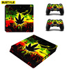 custom skin sticker for ps4 for sony ps4 wholesale new for ps4 console skin high quality
