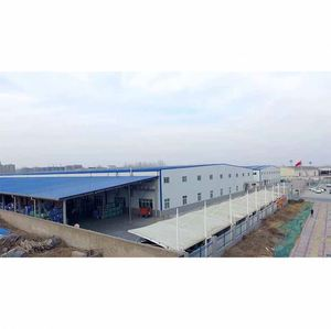 Factory Supplying Mechanical Steel Structure Workshop Design Layout