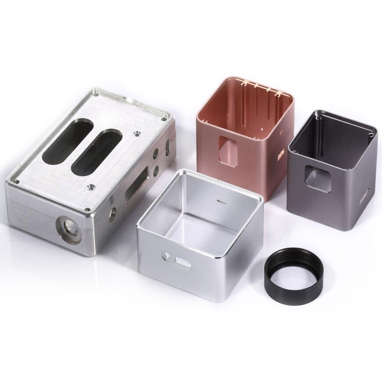 High Quality Custom Electrical Component Cnc Aluminum Machining <strong>Parts</strong>