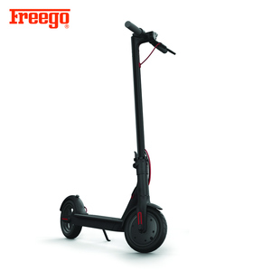 Freego Wholesale Promotion 8.5inch 2 wheel 36v 450w high performance electric scooter for sharing