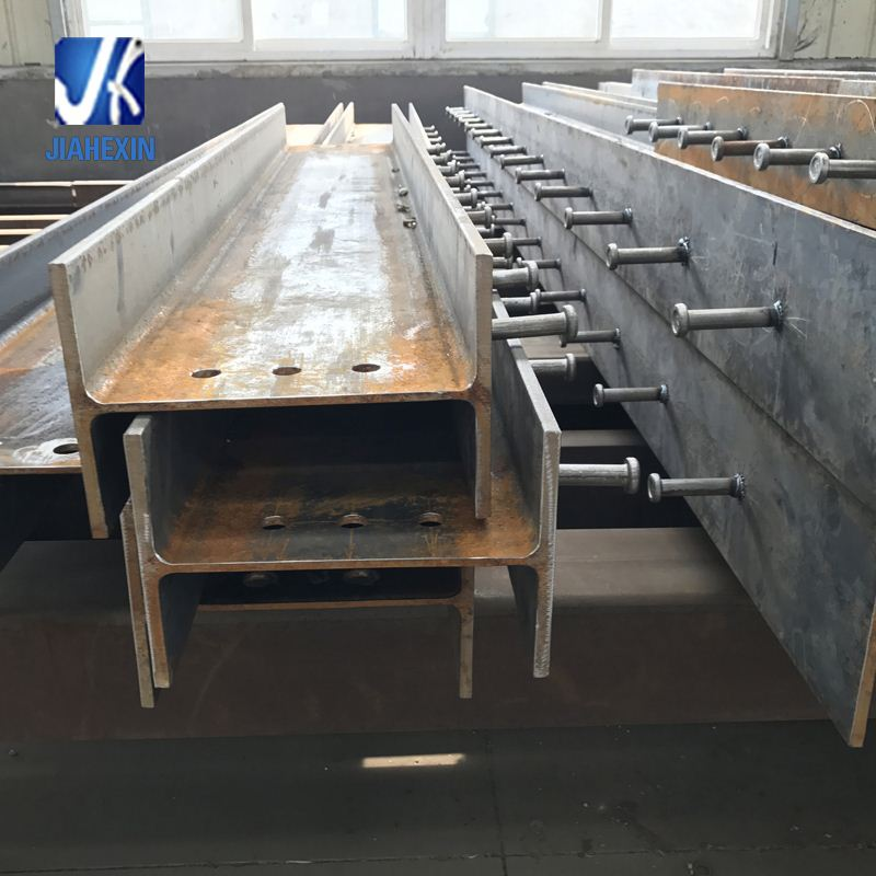 Weld Steel Profile Beam Structure H Beam for steel structural Workshop